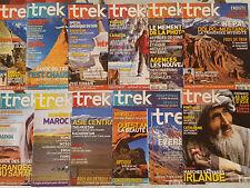 revues trek magazine, du n° 114 au numéro 160, manquent 141,149,155,158