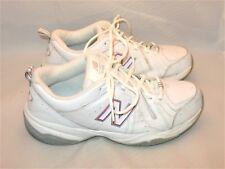 NEW BALANCE 619 Women's White Athletic Walking Training Shoes WX619WP Size 11D