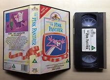 THE PINK PANTHER - VHS VIDEO