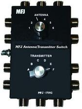 MFJ-1700C 6 POSITION ANTENNA/TRANSCEIVER SWITCH