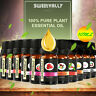 Essential Oil Set 100% Pure & Natural Aromatherapy Diffuser Fragrance Oils Aroma