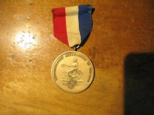 Metropolitan Association of the AAU-Basketball '52 Medal and Ribbon