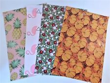 100 10x13 Pineapple Flamingo Christmas Pumpkin Mailer Poly Shipping Envelope Bag