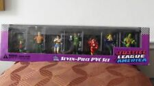 Justice League of America Comic Book Hero Action Collection Figures
