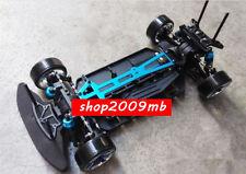 1:10 RC Model RTR Pro Drift Car Version Empty Plastic Frame Body Drift Touring