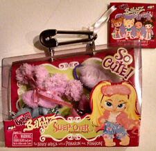 Girlz Bratz Doll Babyz SLEEP OVER Fashion Pack Complete Outfit New So CUTE!