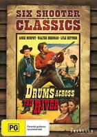 Drums Across The River | Six Shooter Classics (DVD) NEW/SEALED