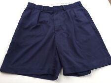 "Awesome Polo Golf By Raplh Lauren Blue  Men's Shorts Classic Fit 8.5"" Sz 35  B58"