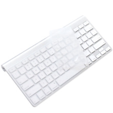 ProElife Ultra Thin Silicone Keyboard Protector Cover Skin for Apple iMac EU/UK