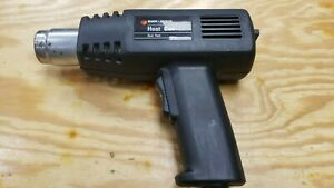 Black Decker 9756 Dual Heat Gun vintage