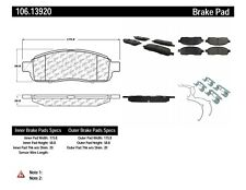 Disc Brake Pad Set Front Centric 106.13920 fits 2009 Ford F-150