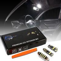 VW Golf 4 IV Pack Luxe 9 SMD Ampoules LED Blanc éclairage intérieur GT GTI