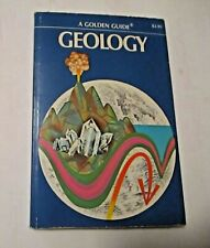 Vintage 1972 A Golden Guide Geology Book ~ Very Interesting Reading ~