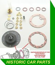 "DIAPHRAGM REPAIR KIT for SU ""ELECTRONIC"" HIGH DELIVERY PRESSURE FUEL PUMPS"