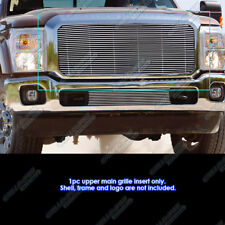 Fits 2011-2016 Ford F250/F350 Super Duty Billet Grille Grill Insert