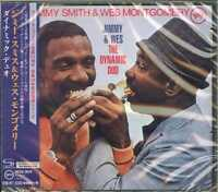 JIMMY SMITH & WES MONTGOMERY-THE DYNAMIC DUO-JAPAN SHM-CD C94