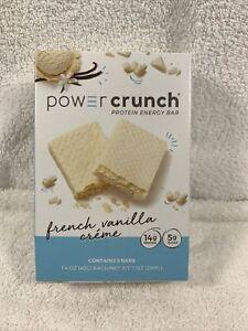 Powercrunch Original Protein Bar 14g Protein French Vanilla Cream 7 Oz 5 Count