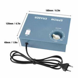 EPROM Eraser Ultraviolet UV Light EPROM Chip Data Eraser Erasable Timer (EU Plug