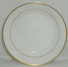 Johnson Brothers Bros Fruit Berry Bowl Plate Ivory with Gold Trim Westbourne