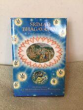 Slimed Bhagavatam by A.C. Bhaktiedanta Prabhupada (1978) HCDJ