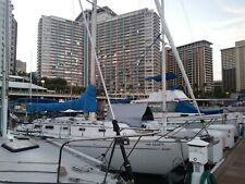 New Listing1963 29ft Dolphin Sailboat w/ Outboard + Project Boat Honolulu, Hawaii