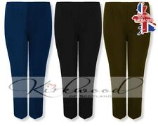 Unbranded Polyester High Rise Trousers for Women