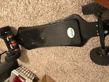 Electric Longboard; 3200 watts; offroad; boosted; onewheel; spare parts included
