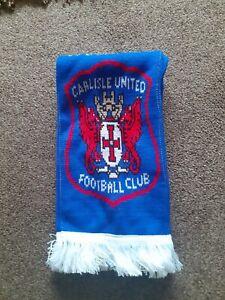 Carlisle United Johnstone's Paint Trophy Final Scarf