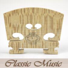 "Genuine Aubert""Luxe""Violin Bridge for 4/4 violin,Made in France.Free shipping!"