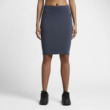 NIKE Lab Womens Essentials Skirt Blue Ladies Size XS BNWT