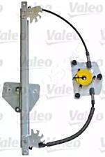 VALEO Power Window Regulator Lifter Rear Left Fits AUDI A6 C6 2004-2011