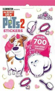 Anker The Secret Life of Pets Stickers Book (Over 700 Stickers!)