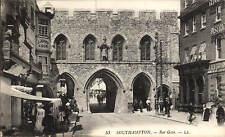 Southampton. Bar Gate # 53 by LL / Levy. Black & White.