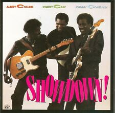 Albert Collins, Robert Cray Johnny Copeland - CD: Showdown!