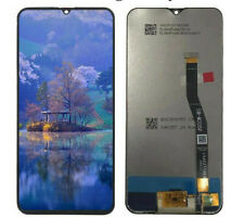 DISPLAY TOUCH SCREEN per Samsung Galaxy M20 SM-M205F M205 NERO LCD SCHERMO VETRO