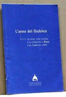 L'ANNO DEL GIUBILEO 2000 [libro,agenzia romana per la preparazione del giubileo]