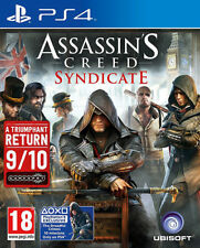 Assassins Creed Syndicate PS4 (in Good Working Condition)