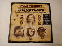 Waylon Jennings, Willie Nelson - Wanted! The Outlaws - Vinyl LP 1976
