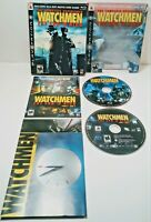 Watchmen: The End is Nigh The Complete Experience (Sony PlayStation 3, 2009) CIB