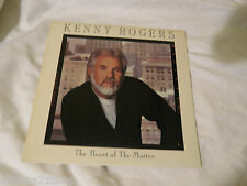 The Heart of the matter Kenny Rogers RARE Record LP vinyl record