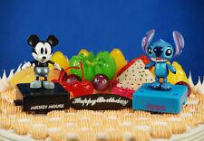 Disney Stitch Mickey Mouse Movable Toy Model Figure Cake Topper K1215 DE