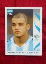 Andres D 'Alemania 06 Copa Mundial de fútbol panini Adhesivo #179 Argentina