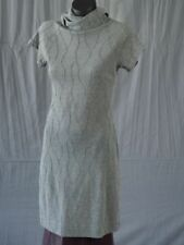 Cotton/Polyester Regular Size Dresses for Women with Knit