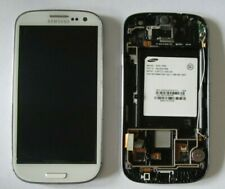 Samsung Galaxy S3 i747 i535 L710 R530 T999 LCD Screen Display Digitizer Frame