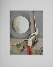 Heinz-Otto Müller-Erbach (1921 - 1984) - Abstrakte Komposition Lithographie