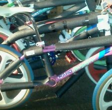 "80's Haro ""White "" Skyway mags."