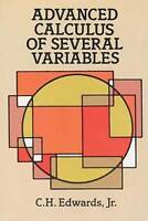 Advanced Calculus of Several Variables by Edwards, C. H. (Paperback book, 1995)
