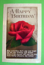 Collectable Birthday Real Photographic (RP) Greeting Postcards