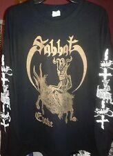 SABBAT-SHIRT EVOKE METALUCIFER ABIGAIL SIGH ENVENOM ABHORER BE PERSECUTED