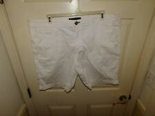 American Eagle Active Flex Slim Men's White Casual Shorts Size 42
